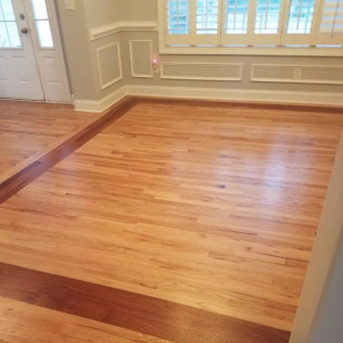 Floor Refinishing & Rebuilding